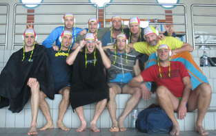 Tournoi Water polo Albi